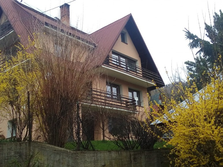 Widok na dom