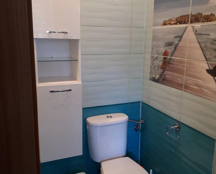 pokoje gościnne z łazienkami, 80m od morza