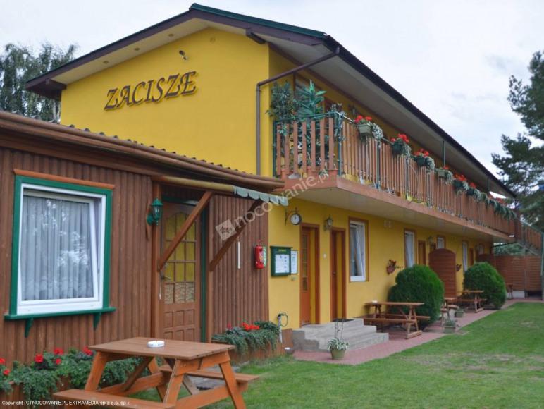 Pokoje z aneksami kuchennymi Klonowa Zacisze