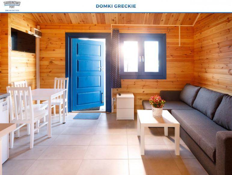 Domki greckie
