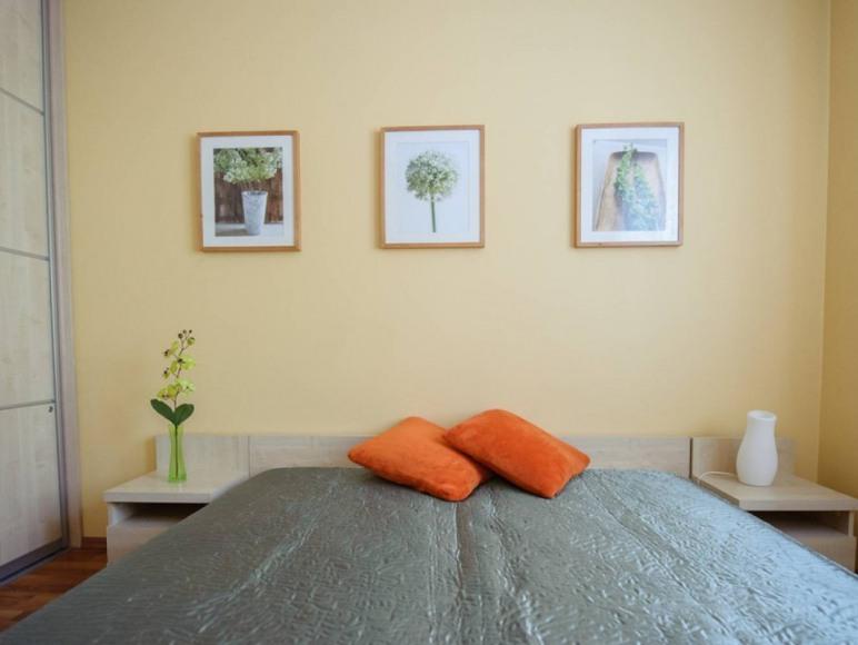 Apartament z garażem na ul. Monte Cassino 40