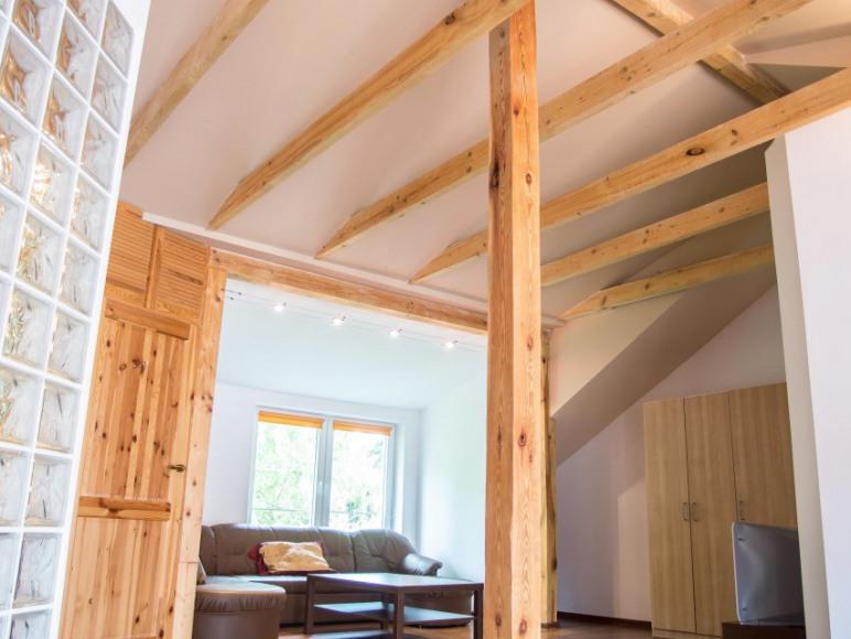Apartament typu loft 4-8 osobowy