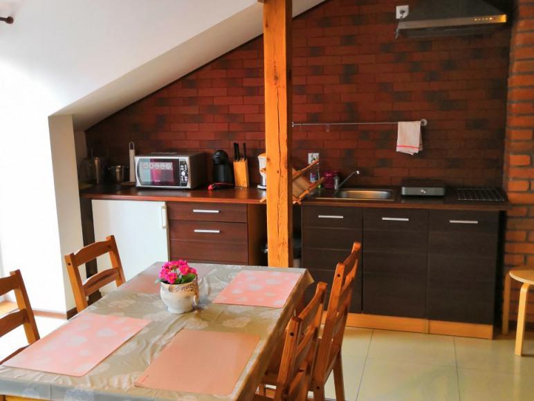 Apartament loft 6-8 osoowy
