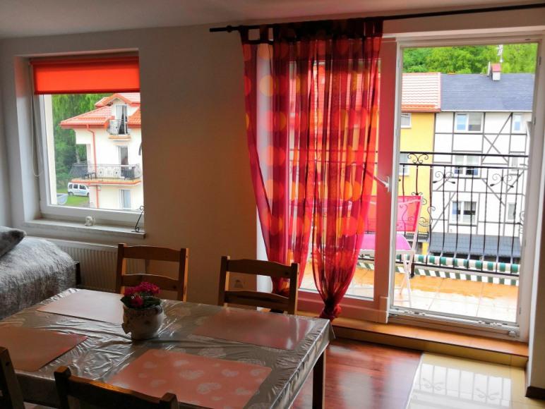 Apartament loft 6-8 osobowy