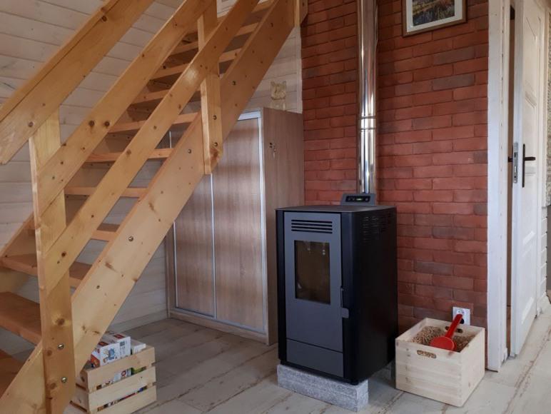 kominek w domku 3