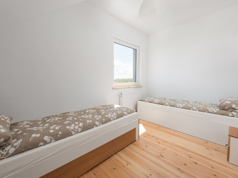 Domki Iwonki sypialnia2