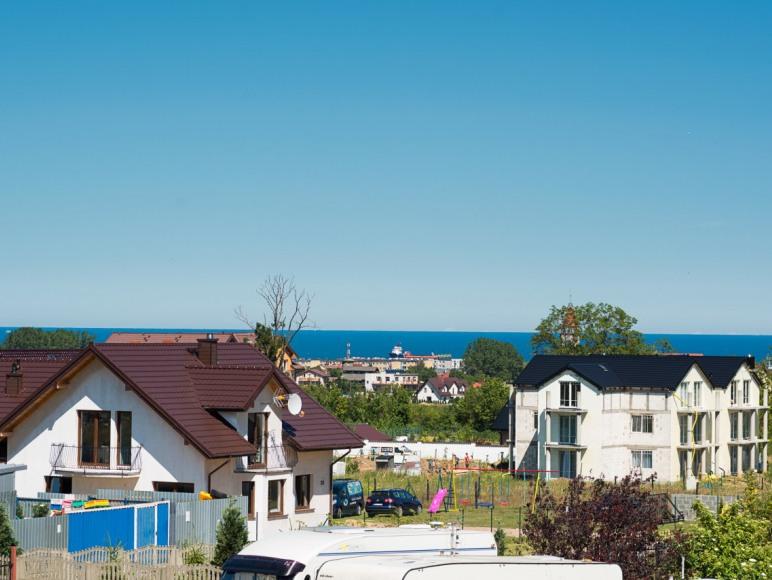 Domki Iwonki Morze Bałtyckie