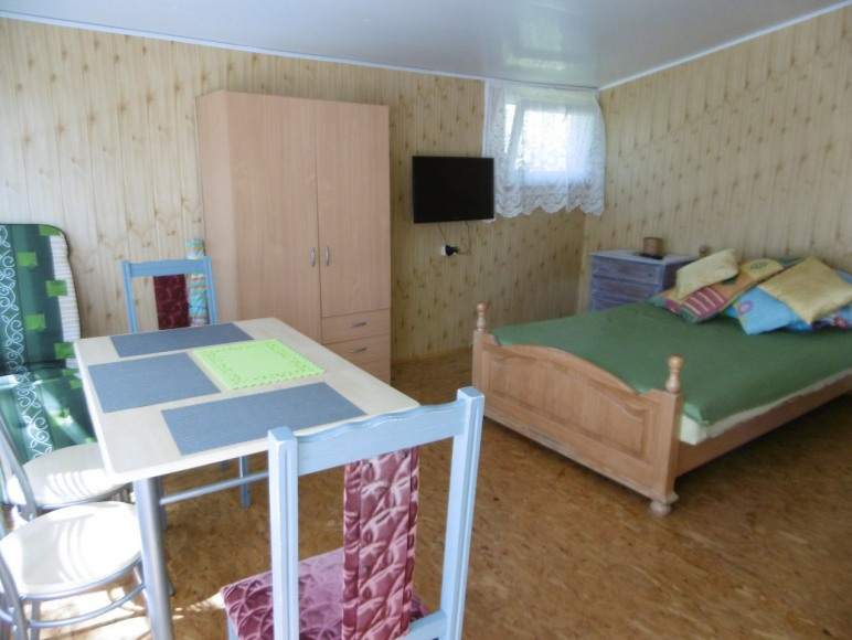 pokój w domku 4-o osobowym