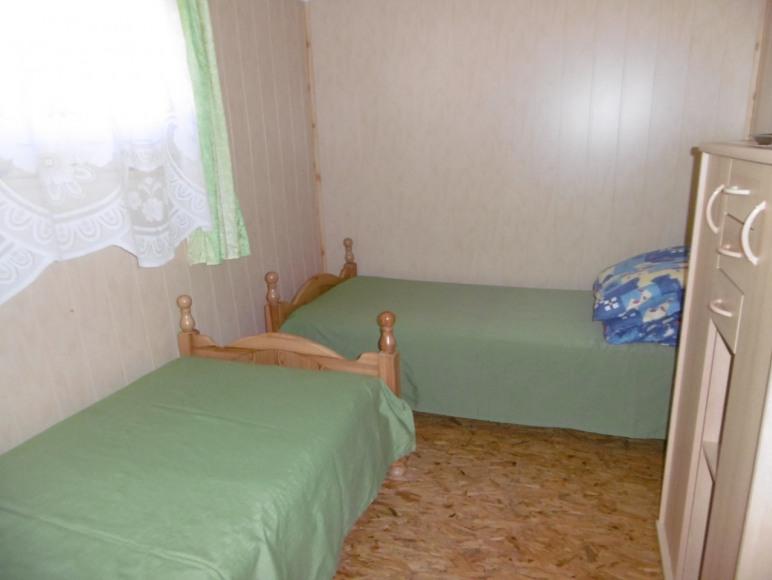 pokój ciecięcy w domku 4-o osobowym