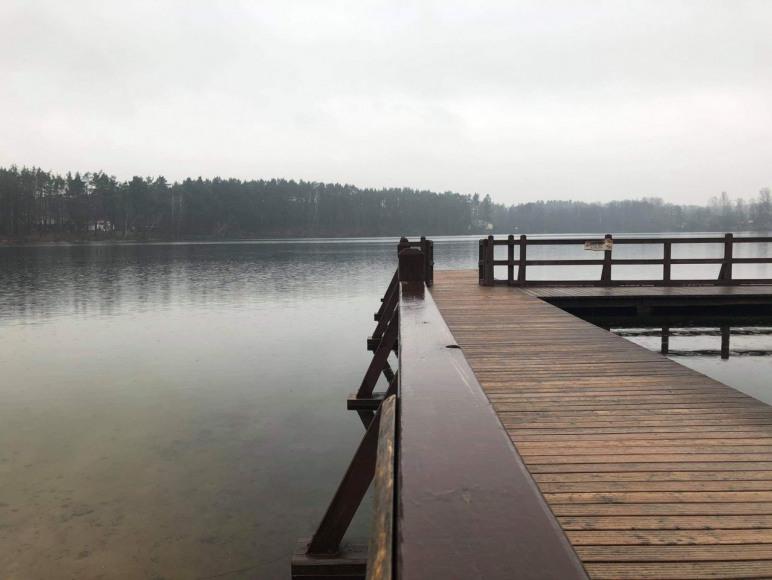 jezioro Skrzynki Duże