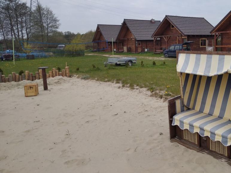 Mini plaża