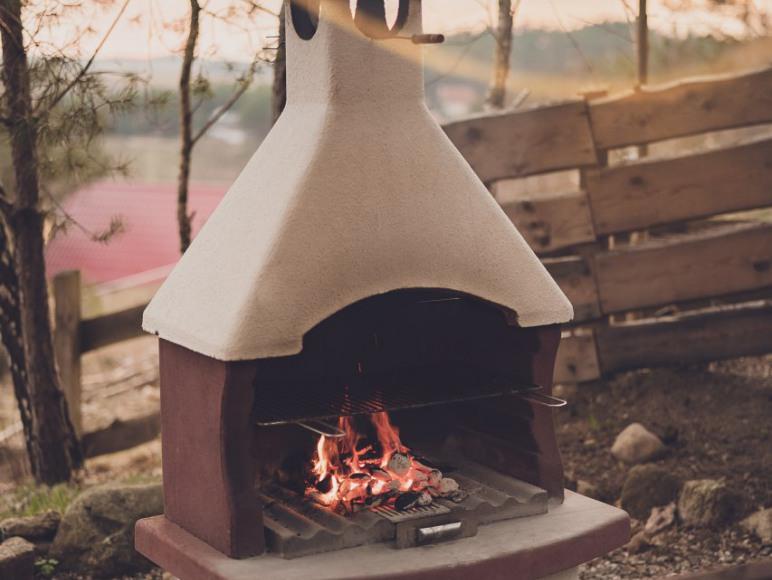 grill kamienny