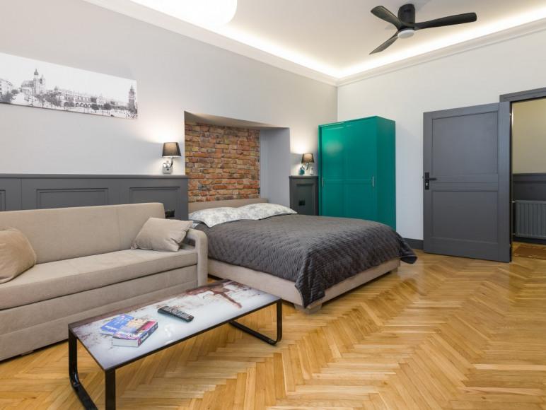 Apartament Luxury, ul. św. Tomasza 28