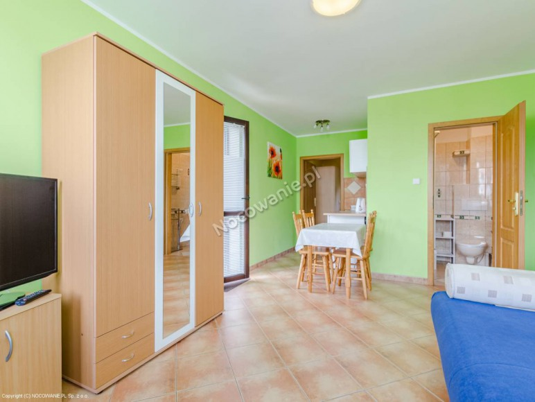 Apartament 2 pokojowy z lazienka