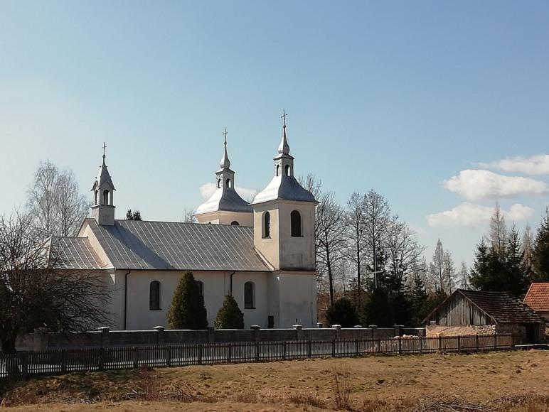 Kościół w Żeleźnicy