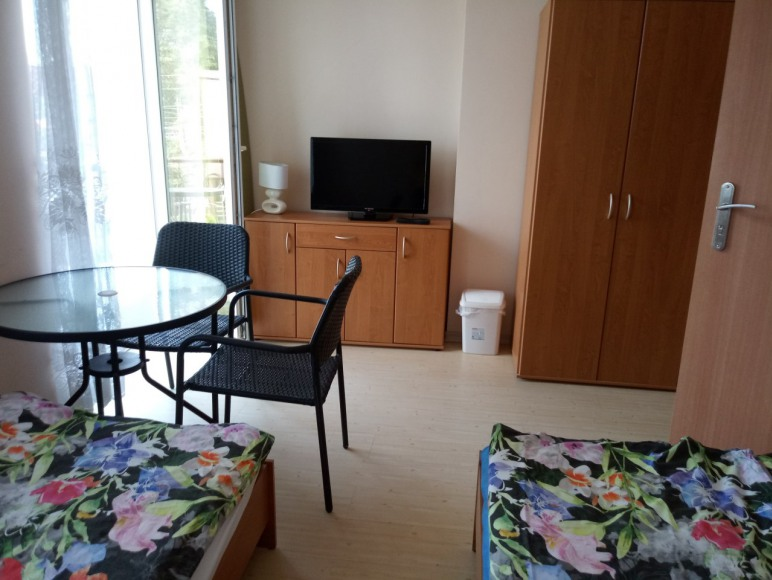 Pokój 3 osobowy z balkonem Nr 5