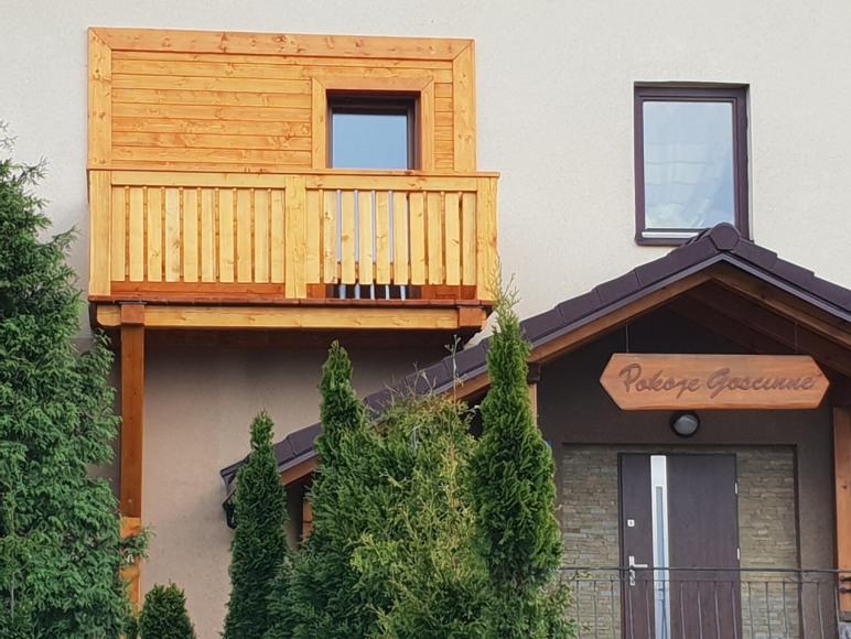 balkon pokój 6 os