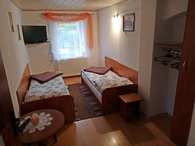 2-osobowy pokój na parterze
