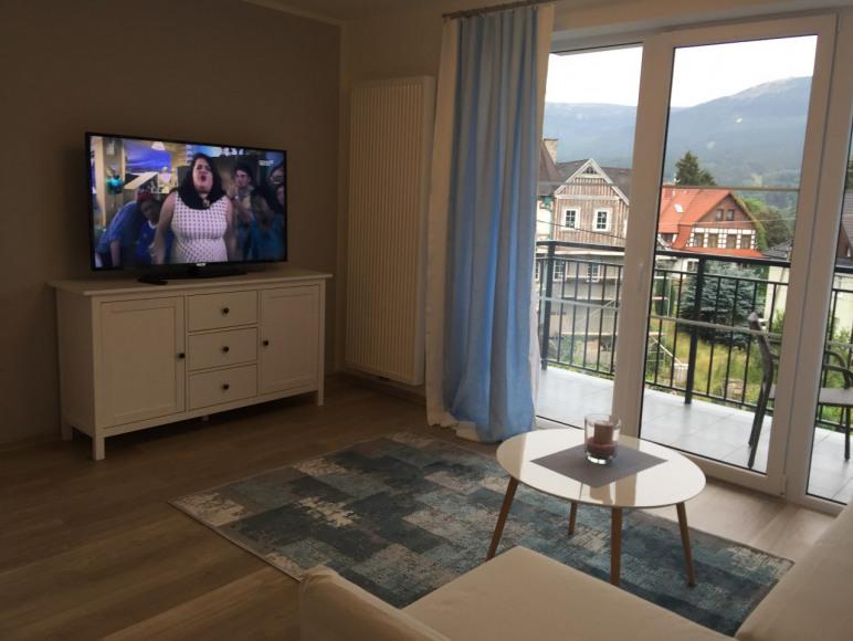 Apartament Błękitny Zakątek