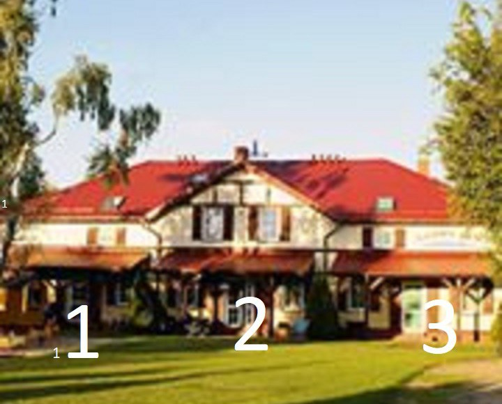 domki szeregowe 1,2,3