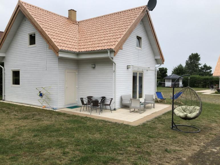 mały domek widok