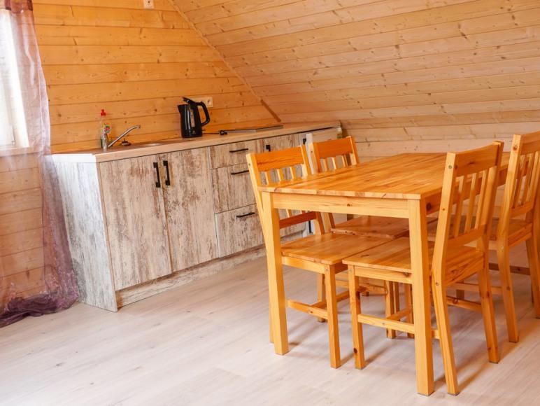 aneks kuchenny domku małego