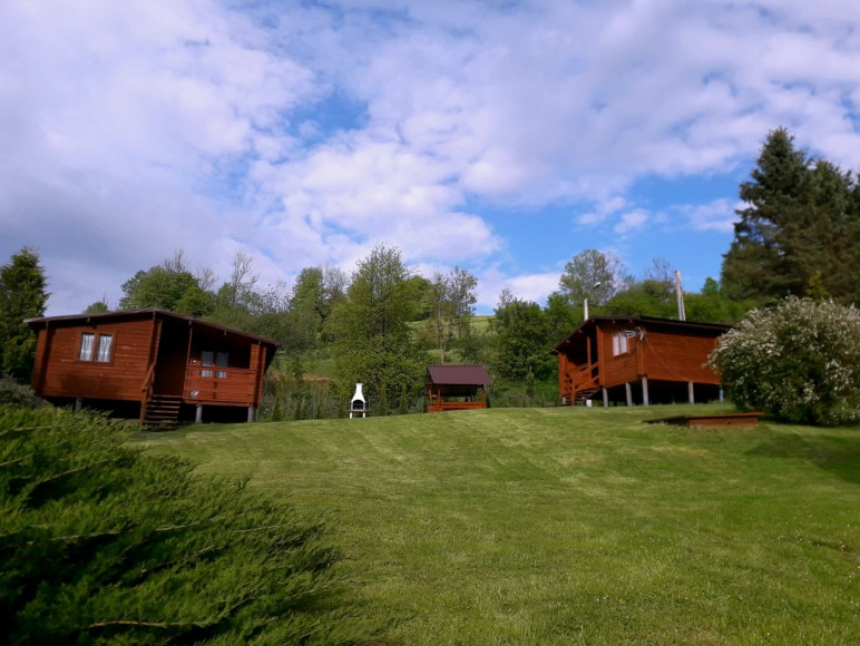 Domki Letniskowe Zawóz