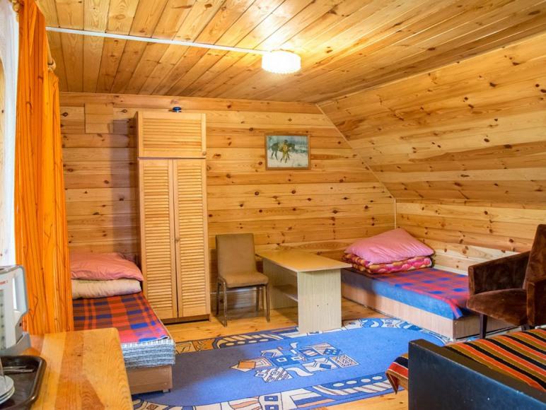 Domki - Ośrodek wypoczynkowy Olimp