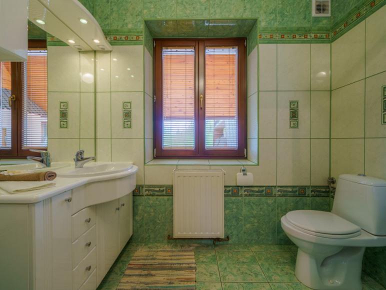 łazienka w studio