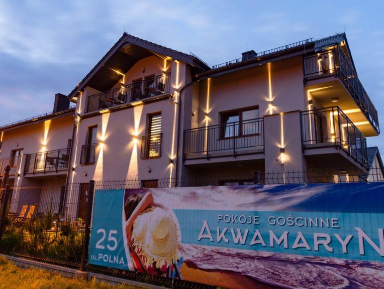 Pokoje gościnne Akwamaryn