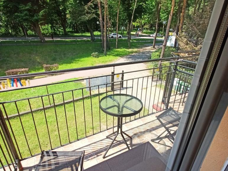 balkon pokój nr 2