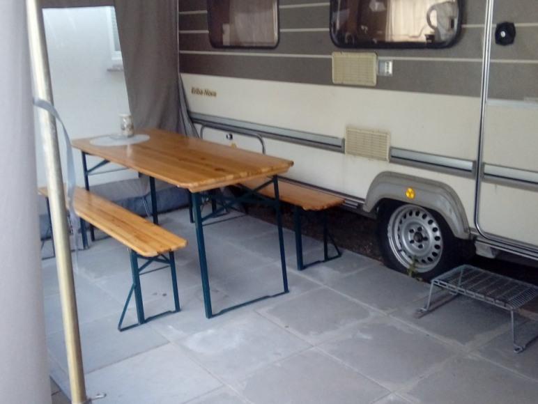 przyczepy campingowe BON Turyst.200m plaza