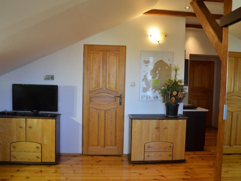 pokój 4- typu studio