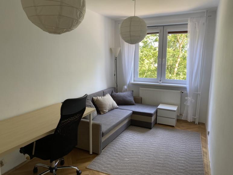 2 oddzielne pokoje w 3-pokojowym mieszkaniu Sopot