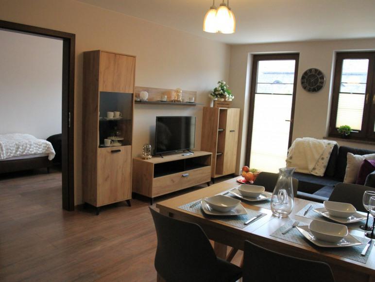 Apartament Króla Kazimierza Wielkiego - salon