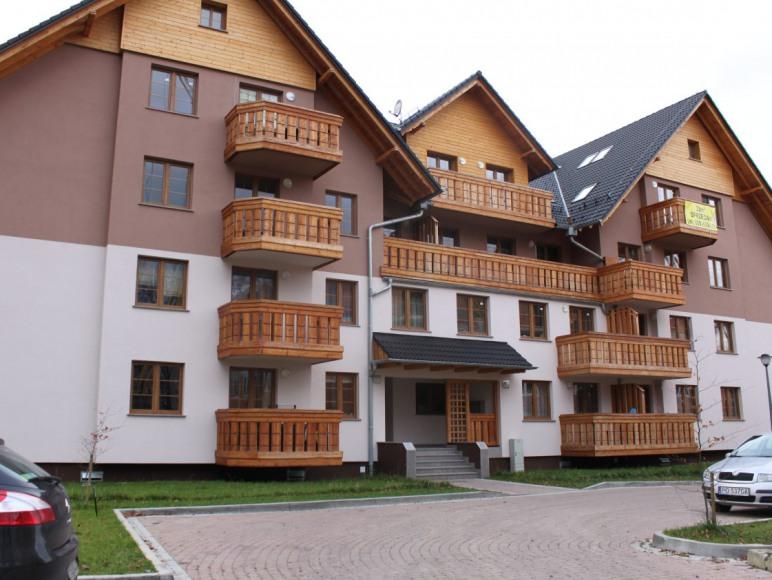 Apartamenty Motyle