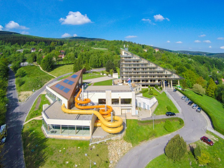 Aquapark Interferie Sport Hotel Malachit