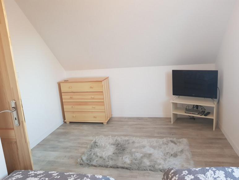 Sypialnia 2 na piętrze