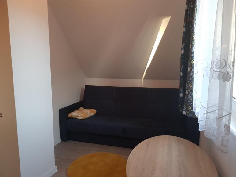 Sypialnia 3 na piętrze
