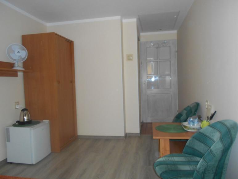 pokój 2 os. z łazienką
