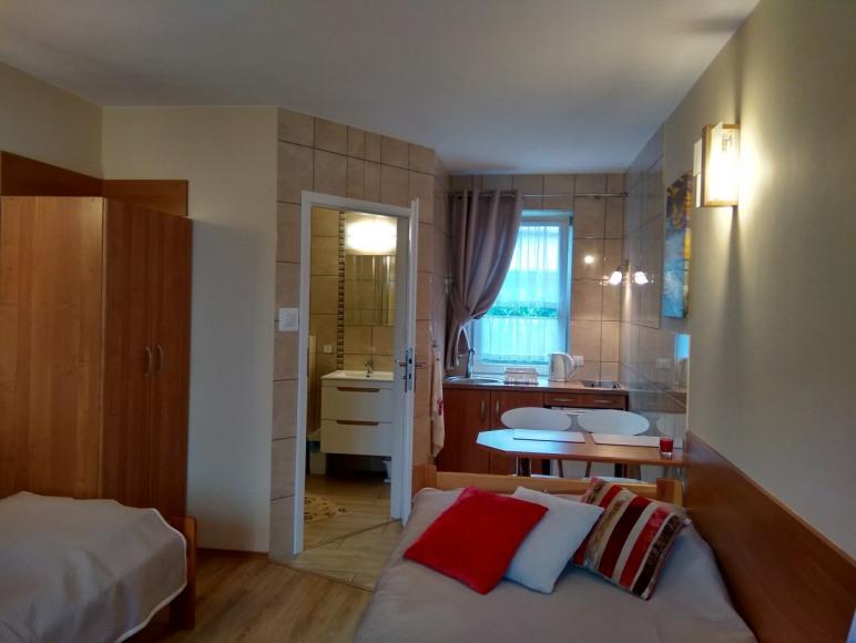 pokój nr 2, 3 - osobowy