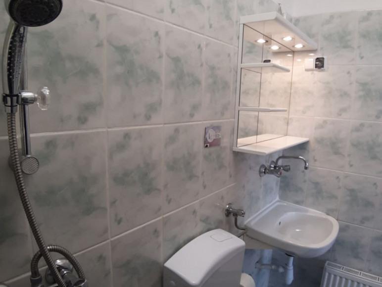 Łazienka, natrysk.