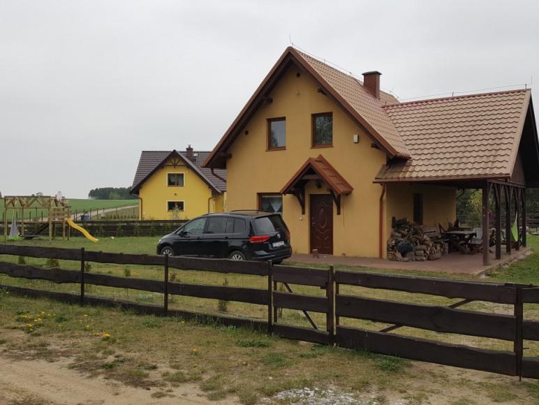 Dom Na Kaszubach W Wielu