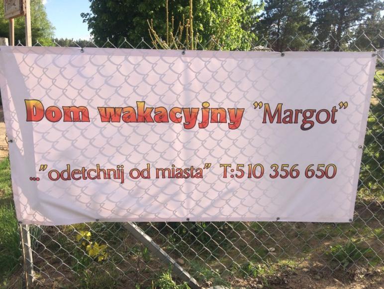 """Dom wakacyjny """"Margot"""""""