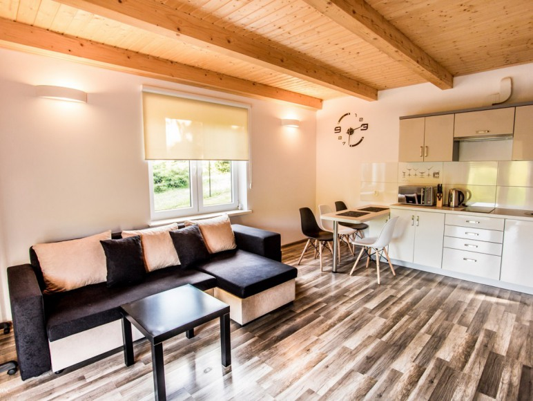 Domki salon