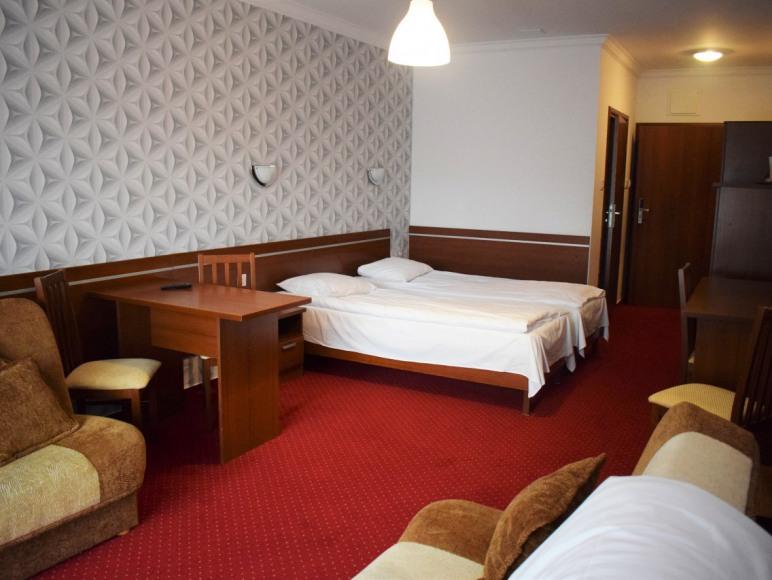 Pokój 3-, 4-osobowy