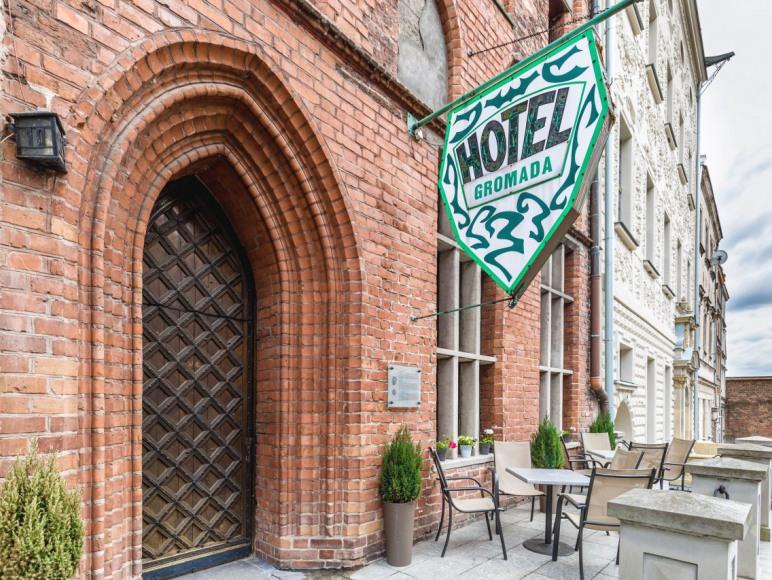 Hotel Gromada** Toruń