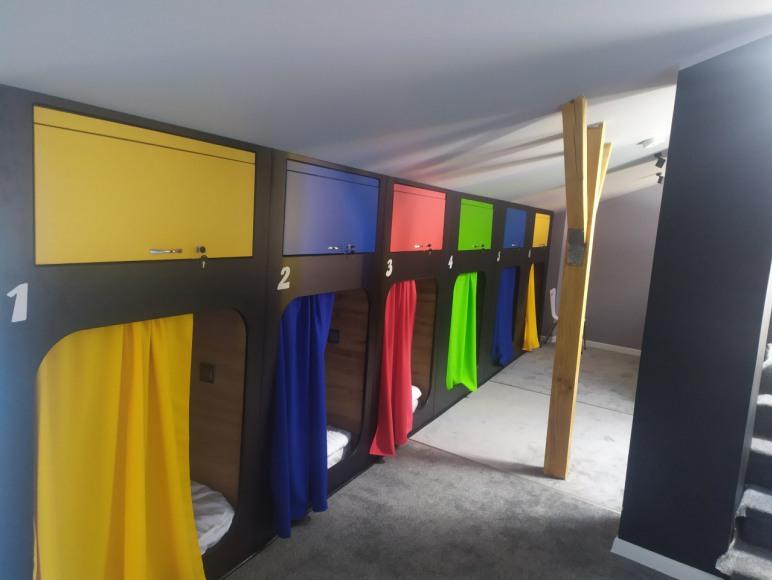 Kapsuła Hostel