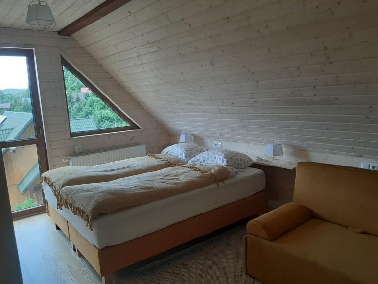 Borówka pokój 3 osobowy