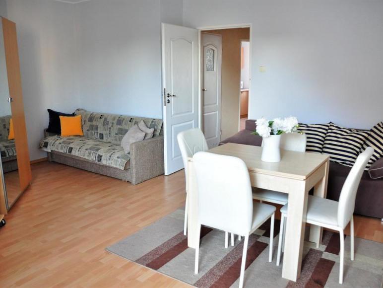 Mieszkanie 2-pokojowe w centrum
